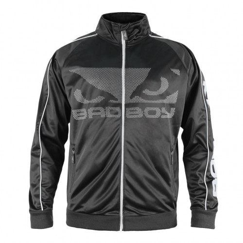 Спортивная кофта Bad Boy Track Black/Grey S