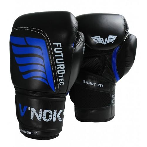 Боксерские перчатки V`Noks Futuro Tec 12 ун.